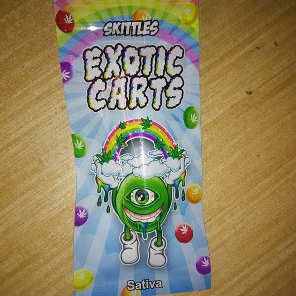 Dank Cart 1 gram (Skittles)