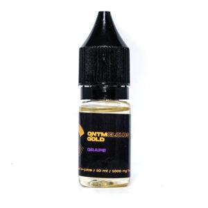 QNTM Clouds Gold THC Vape Liquid Grape – 1000mg