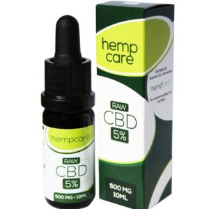 Hempcare Raw 5% Cbd