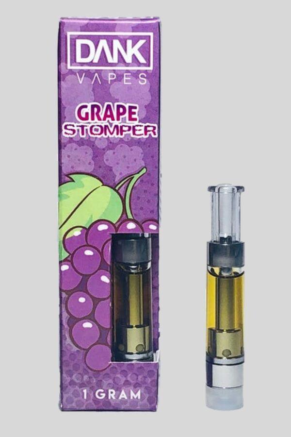 Dank Cart 1gram (Grape Stomper)
