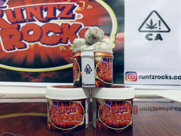 Runtz rock